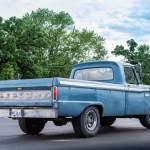 A Classic Merc Named Maebel Cindy S 1966 Mercury M100 Pickup The Transmission