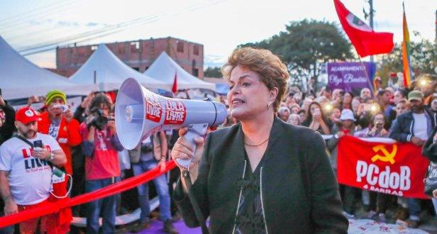 Dilma abre o jogo e disputará Senado por Minas
