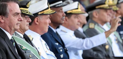 Le Monde traça trajetória do Exército brasileiro: 'do positivismo ...