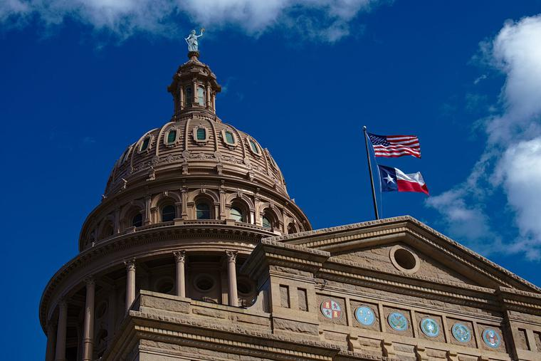 The Texas Heartbeat Law was reinstated  Oct. 8.