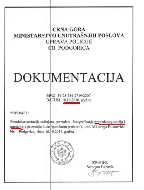 Dokumentacija