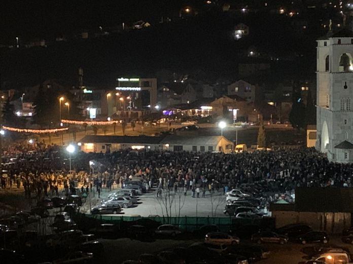 Podgorica litija