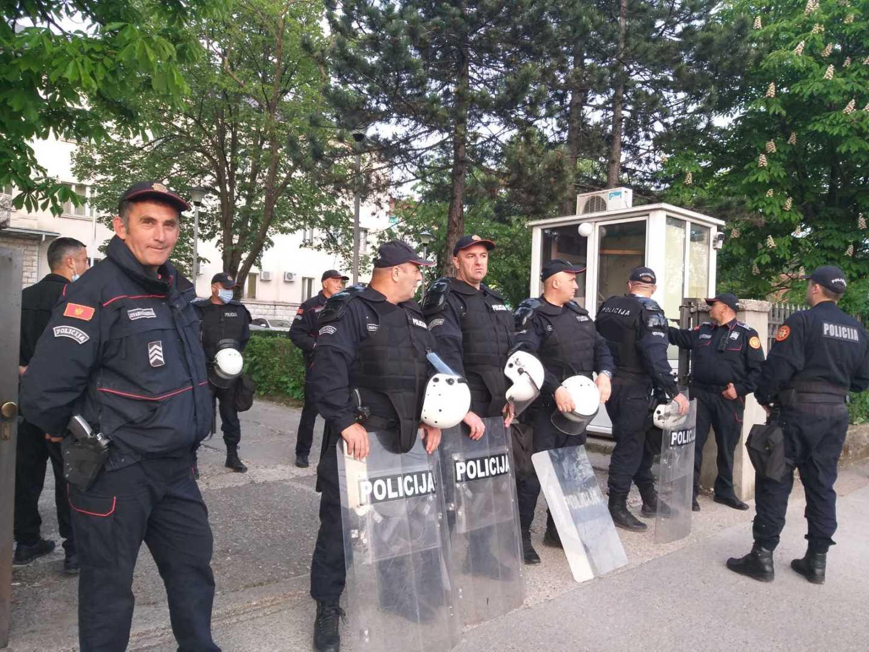 policija Nikšić