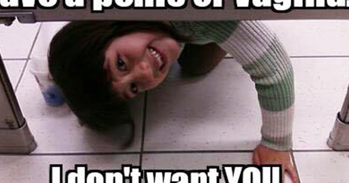 Meme Nails Absurd Logic of Bathroom Bills  ATTN