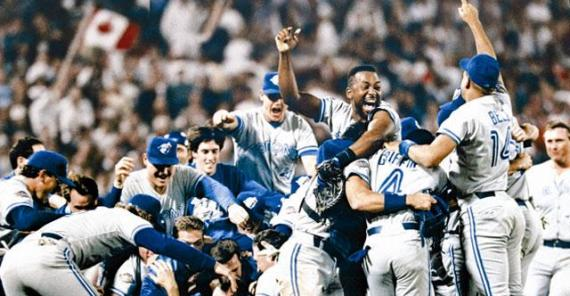 Classic Jays World Series Celebration
