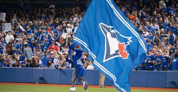 Toronto Blue Jays Run