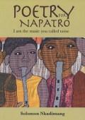 Poetry for Napatro_Solomon_Nkadimang