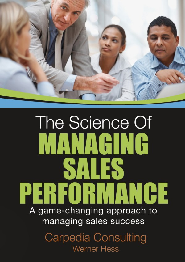 the_science_of_managing_sales_performance