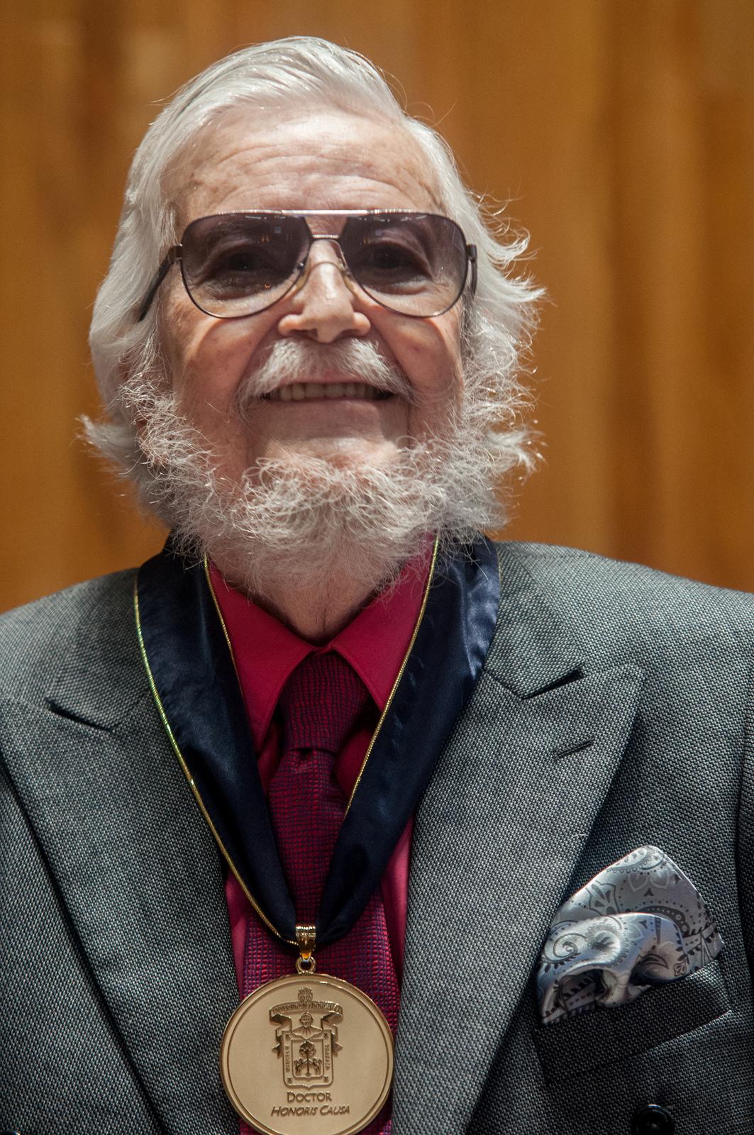 Fernando Del Paso Is 6th Mexican To Win Cervantes Prize