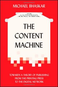 Content Machine cover