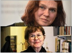 The unconditional release of Aslı Erdoğan (top) and Necmiye Alpay is called for in a joint statement from IPA, FEP, and EIBF at Strasbourg. Images: PEN America and PEN International