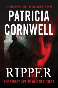 Patricia Cornwell, Kindle in Motion, 'Ripper - The Secret Life of Walter Sickert'