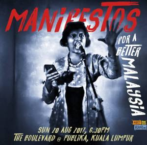 Manifestos for a better Malaysia