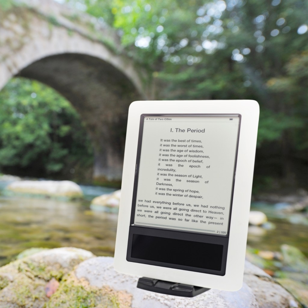 E-reader   Who invented e-books?