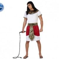 Déguisement Egyptien rouge et blanc - atosa