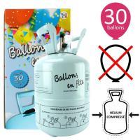 Bouteille hélium 0.25m3