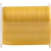 Bolduc uni jaune