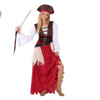 Déguisement Pirate Adolescente