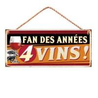 """""""Fan des années 4 vins"""""""