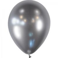 Ballon métallique Argent 30cm x10