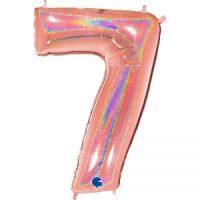 ballon aluminium 7