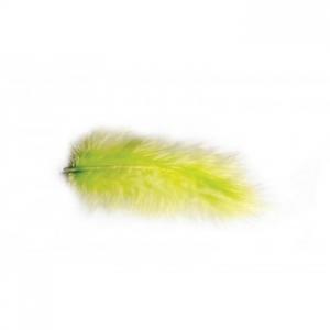 Sachet plume vert anis