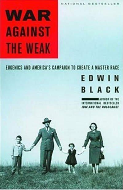 Wojna przeciwko słabym - Edwin Black