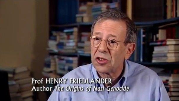 Prof. Henry Friedlander