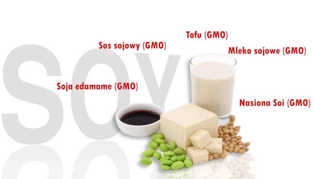 Sekretne składniki-soja
