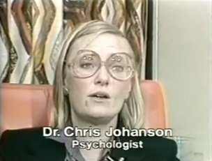 Dr Chris Johanson