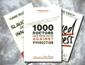 Wiwisekcja -1000 Doctors Against Vivisection
