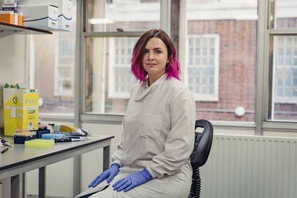Dr Johanna Rhodes, ekspert ds. chorób zakaźnych w Imperial College London