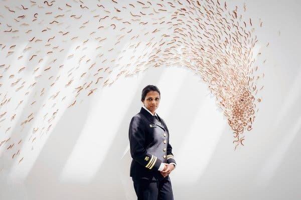 Dr Snigdha Vallabhaneni, ekspert od grzybów i epidemiolog z CDC.