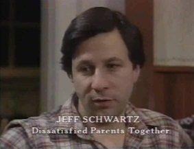 Jeff Shwartz (Dissatisfied Parents Together)