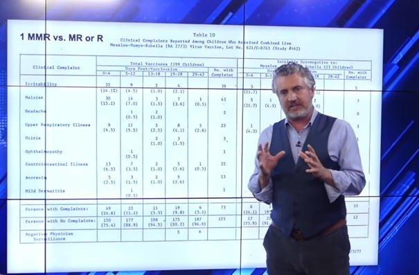 Szokujące wyniki badań szczepionki MMR