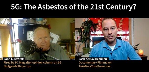 Czy technologia 5G będzie azbestem XXI wieku