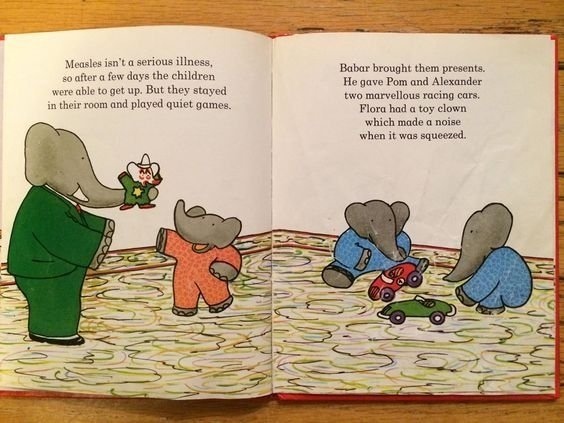 Babar and the Doctor