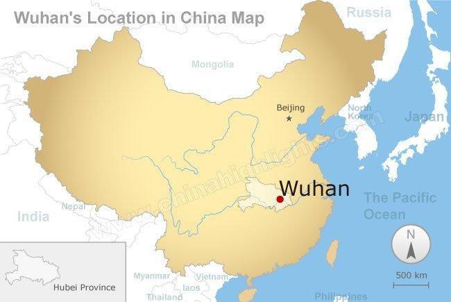 Koronawirus 2019-nCoV w Chinach - Wuhan