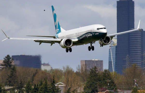 Pierwszy lot Boeinga 737 MAX 9