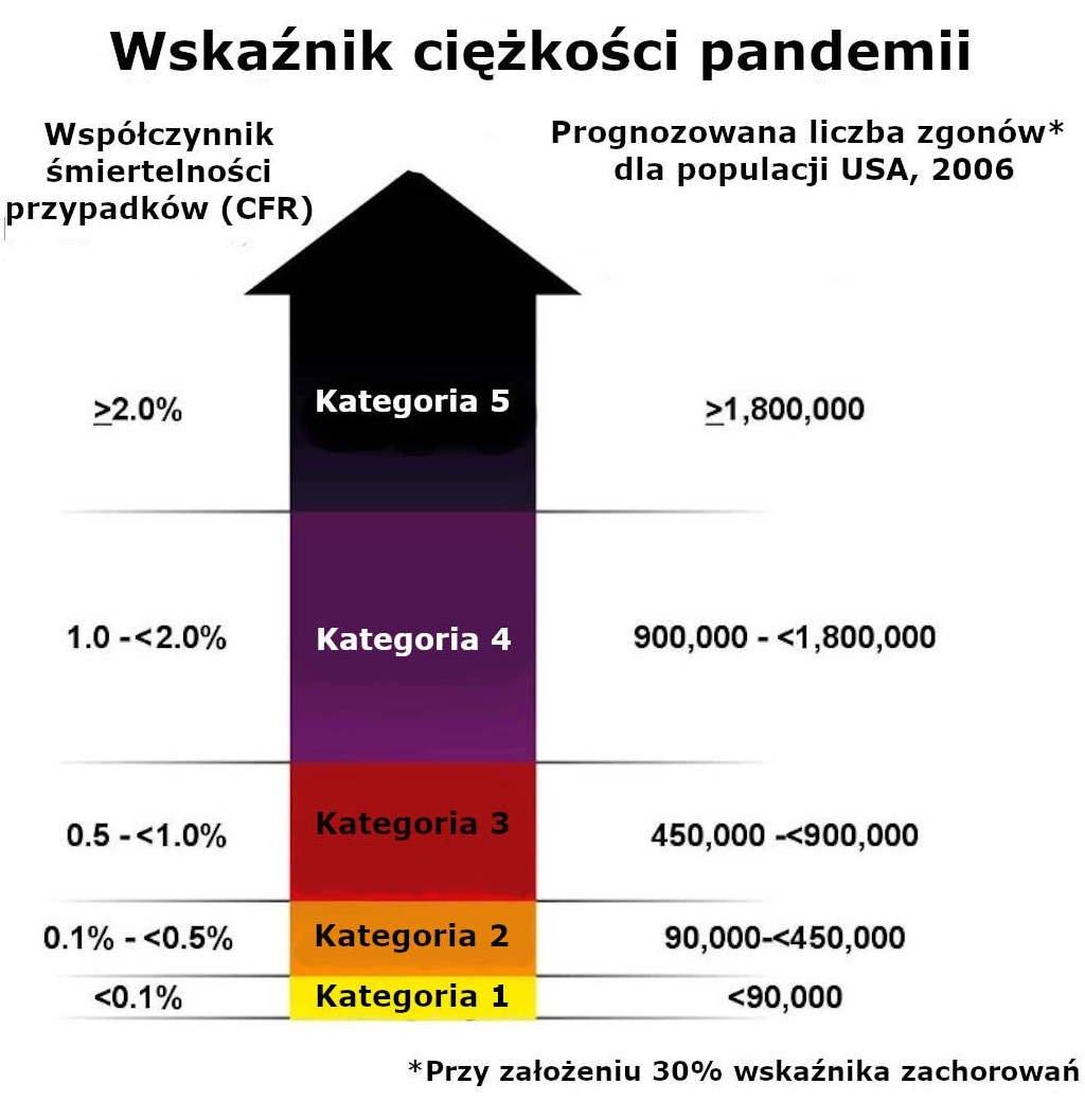 Wskaźnik ciężkości pandemii