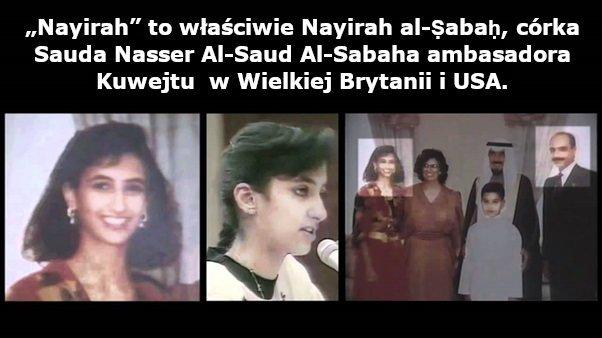 Nayirah - Nayirah al-Ṣabaḥ - Zeznanie