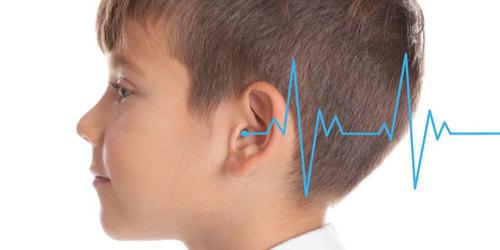Progressive Hearing Loss in Children With Mild Bilateral ...