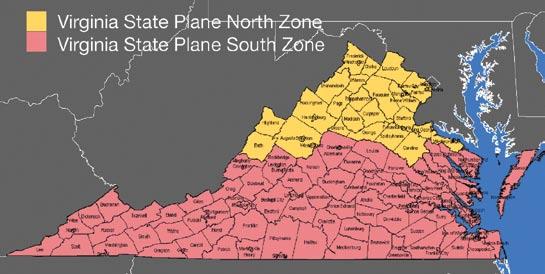 The Virginia GIS County Data Series  VCE Publications  Virginia Tech
