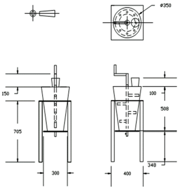 A Percolator for Defatting Oil Seeds by Solvent Extraction