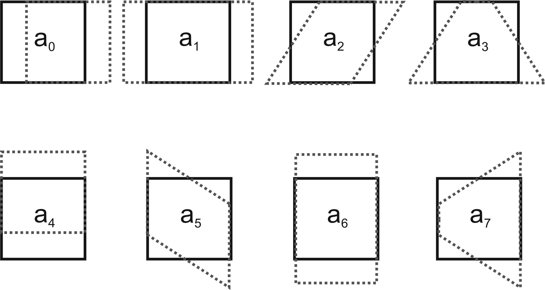 Numerical Verification of a Full-field Deformation