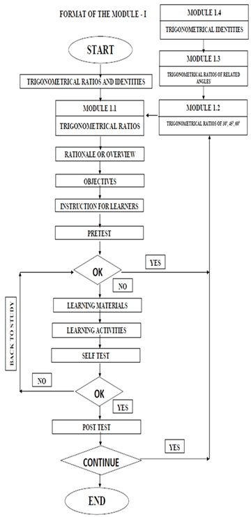 Impact of Concept Mapping and Modular Learning Techniques