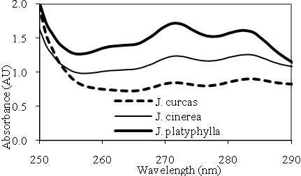 Figures index : Physical and Chemical Characterization of