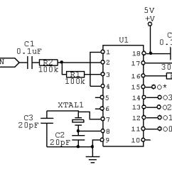 Dtmf Decoder Ic Mt8870 Pin Diagram Century Pool Pump Wiring Circuit 15 19 Kenmo Lp De Figure 3 Of Design And Development Rh Pubs Sciepub Com Raspberry Pi Encoder