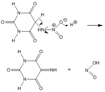 On the Mechanism of the Murexide Reaction
