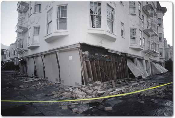 Protegiendo a su familia de los terremotosLos siete pasos a la seguridad para prepararse en caso de un terremoto